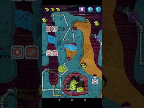 Прохождение уровня #29 в игре Свомпи 2