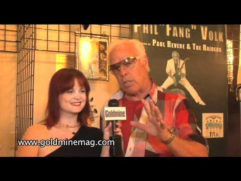 """GOLDMINE presents Phil """"Fang"""" Volk interviewed at Rock Con 2010."""