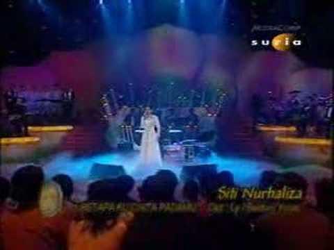 Siti Nurhaliza - Betapa Ku Cinta Padamu - 1 jam bersama CT