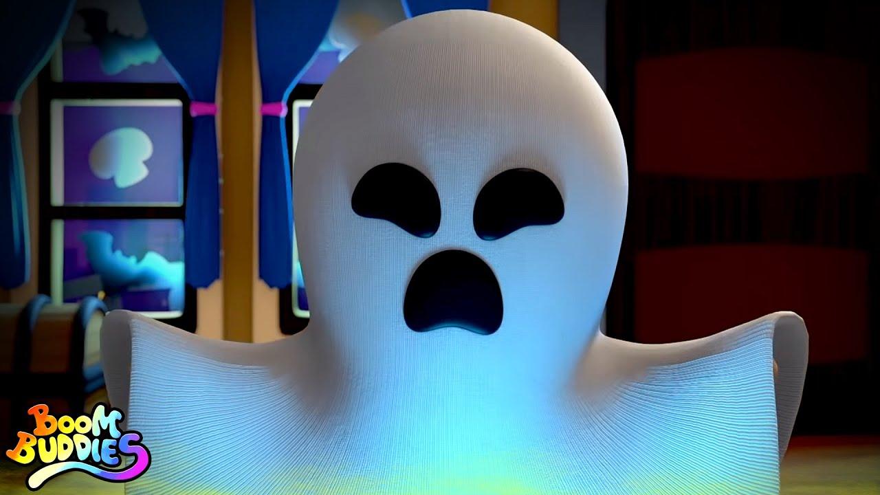 Xin chào đó là Halloween | Phim hoạt hình giáo dục | Nhạc halloween | Kids Tv Vietnam