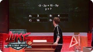 Katastrophe Mathe - LUKE! Die Schule und ich