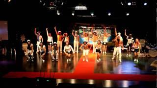 Miss & Mister ESPAA 2010 - Abertura