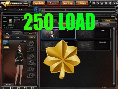 SELL Crossfire Account Major Gold Ecoin Char SOV P250