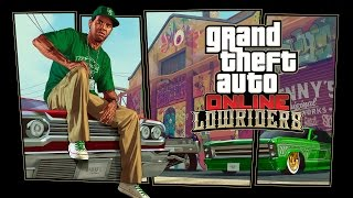 GTA Online lowrider DLC   Community outreach LAMAR MISSION