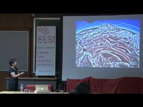 Marjorie A. Chan - 2014 GSA Distinguished International Lecturer