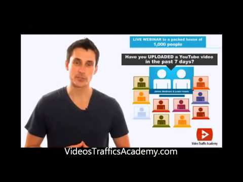 How I got over 1 million hits on my website this year: Video Traffic Academy