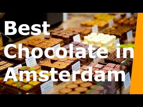 Amsterdam Food - Best Chocolate Shop in Amsterdam Urban Cacao