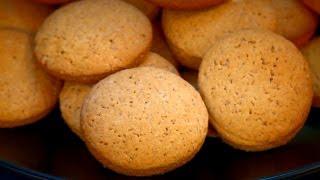 Утренний канал -  овсяное печенье