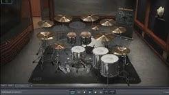Rammstein - Deutschland only drums midi backing track