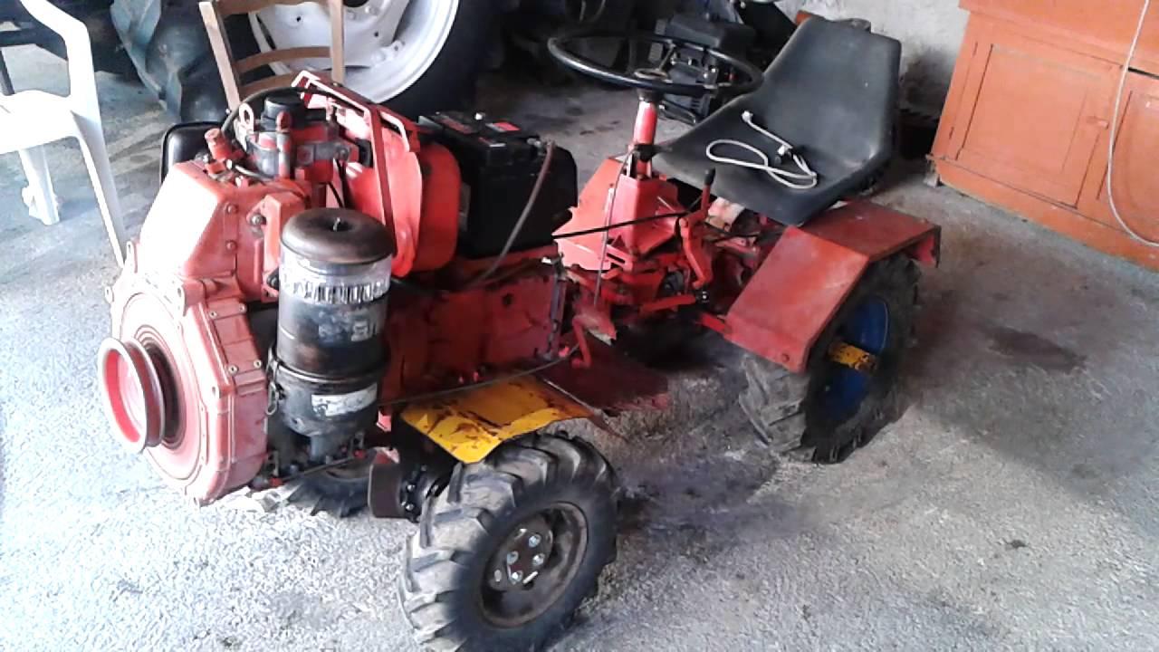 mab ghiro 14 hp motofresa