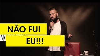 Murilo Moraes - FUI CONFUNDIDO NA INTERNET - stand up comedy