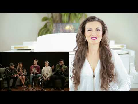 Vocal Coach Reacts to Pentatonix - Gold (Kiiara Cover)