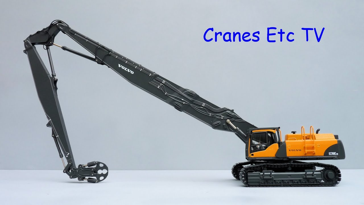 how to make a working model of crane
