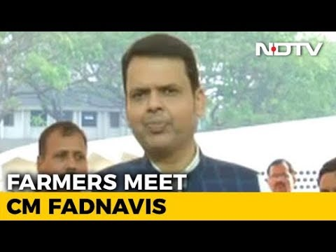 Maharashtra Farmers Call Off Protest As State Agrees To Demands