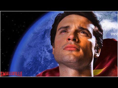 Кларк Кент становится Суперменом | Тайны Смолвиля