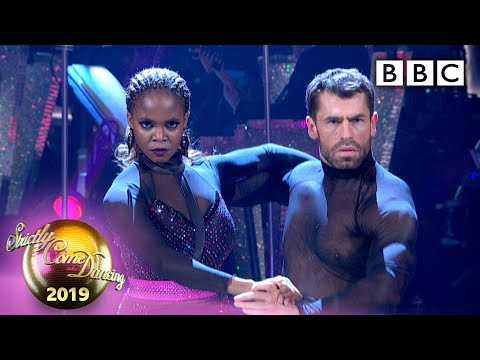 Kelvin And Oti Paso Doble To Seven Nation Army - Week 12 Semi-Final | BBC Strictly 2019