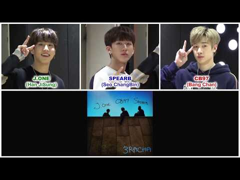 Stray Kids 3RACHA (스트레이 키즈 쓰리라차) - Subway Pt.II [Han Rom Eng Color Coded Lyrics]