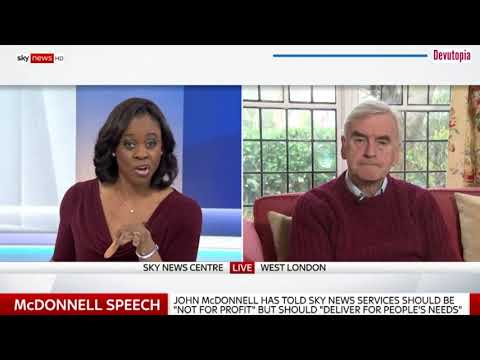 John McDonnell's Guide to 21st Century Nationalisation