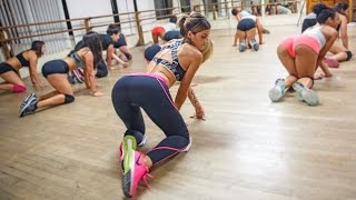 TwerkOut! Lexy Panterra Teaches The World To Bounce Their Booties