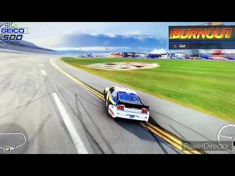 NASCAR HEAT 5 Burnout Compilation! |