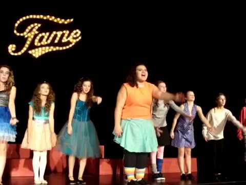 Fame, Mabel's Prayer, a musical cover by Alexa Carroccia