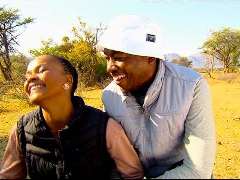 Chris and Tsholofelo Matshaba celebrate their anniversary