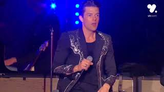 The Killers - Run For Cover (Lollapalooza Chile 2018)