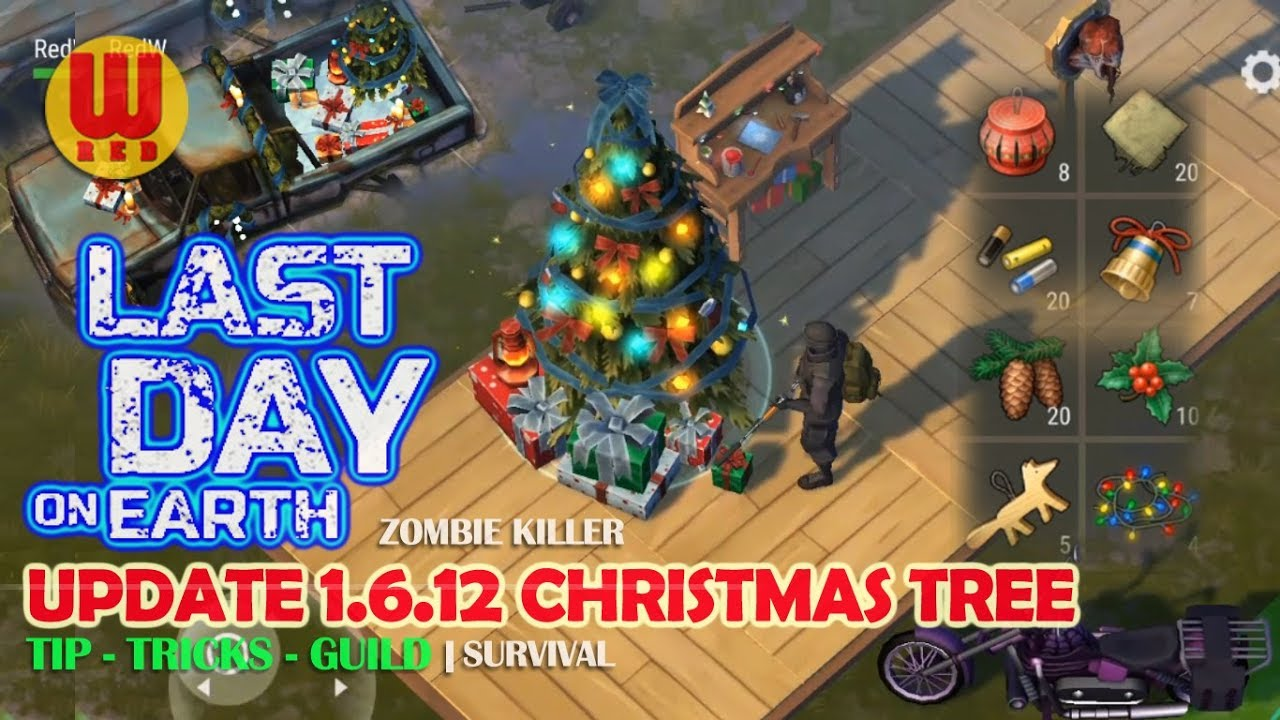 Update 1612 Christmas Tree Last Day On Earth Android Gameplay