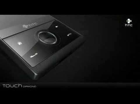 HTC Touch Diamond Product Tour