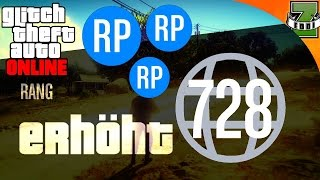GTA 5 SCHNELL LEVELN | TOP 3 RP GLITCHES | GTA 5 ONLINE BEST RP GLITCH | RANK UP FAST by HERZ Movie