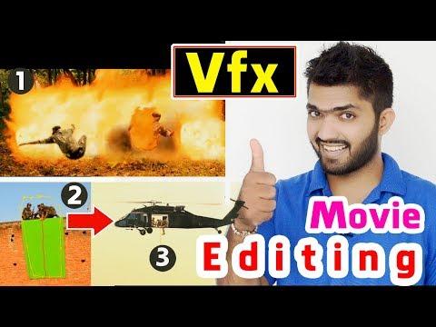 Vfx Film / Movie Editing / Making Tutorial in HINDI