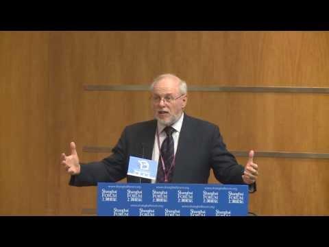 "[2013 Shanghai Forum] Jeffrey J. Schott ""Regional Trade Agreements and US-China Trade Relations"""
