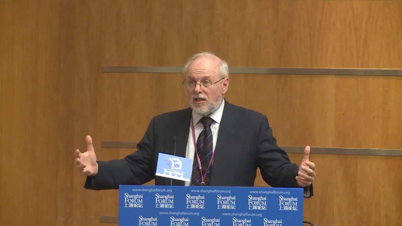 2013 Shanghai Forum Jeffrey J Schott Regional Trade Agreements