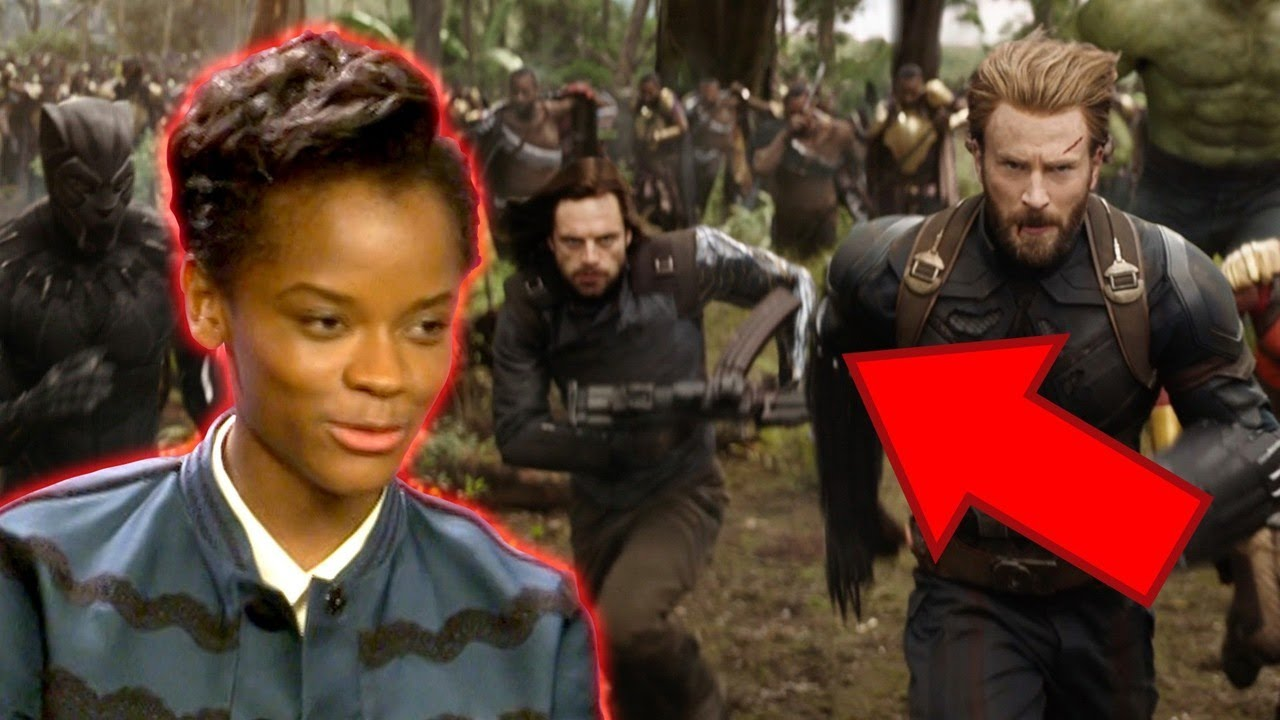 Here's how Shuri fixed the Winter Soldier before Avengers