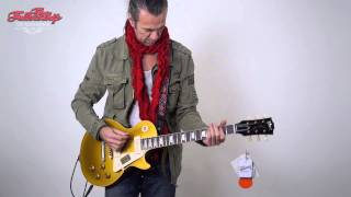 Gibson Les Paul '56 Goldtop VOS | New at The Fellowship of Acoustics