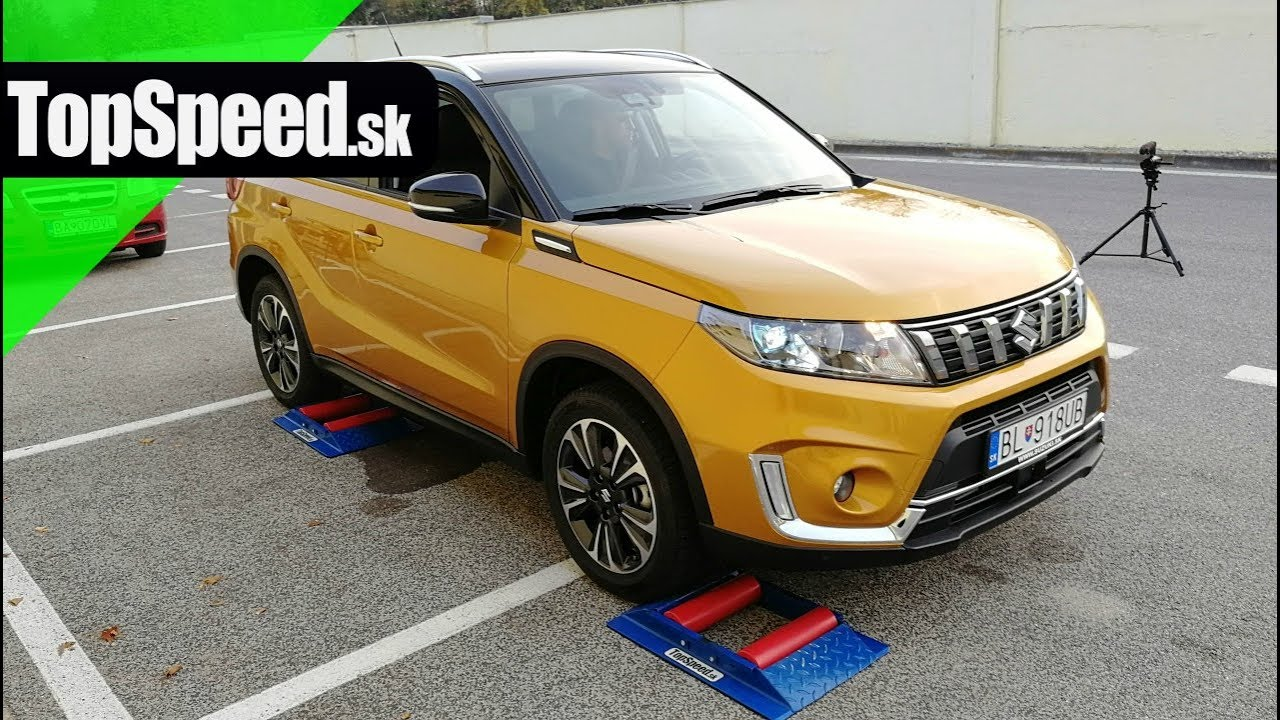 be2087595 Suzuki Vitara AllGrip 2018 manual - 4x4 test - TOPSPEED.sk - YouTube