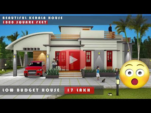LOW BUDGET KERALA HOUSE DESIGNS
