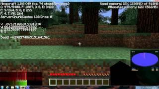Minecraft: Bien utiliser ses coordonnées
