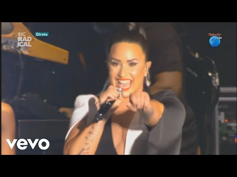 Demi Lovato - Heart Attack (Live from Rock In Rio Lisboa 2018)