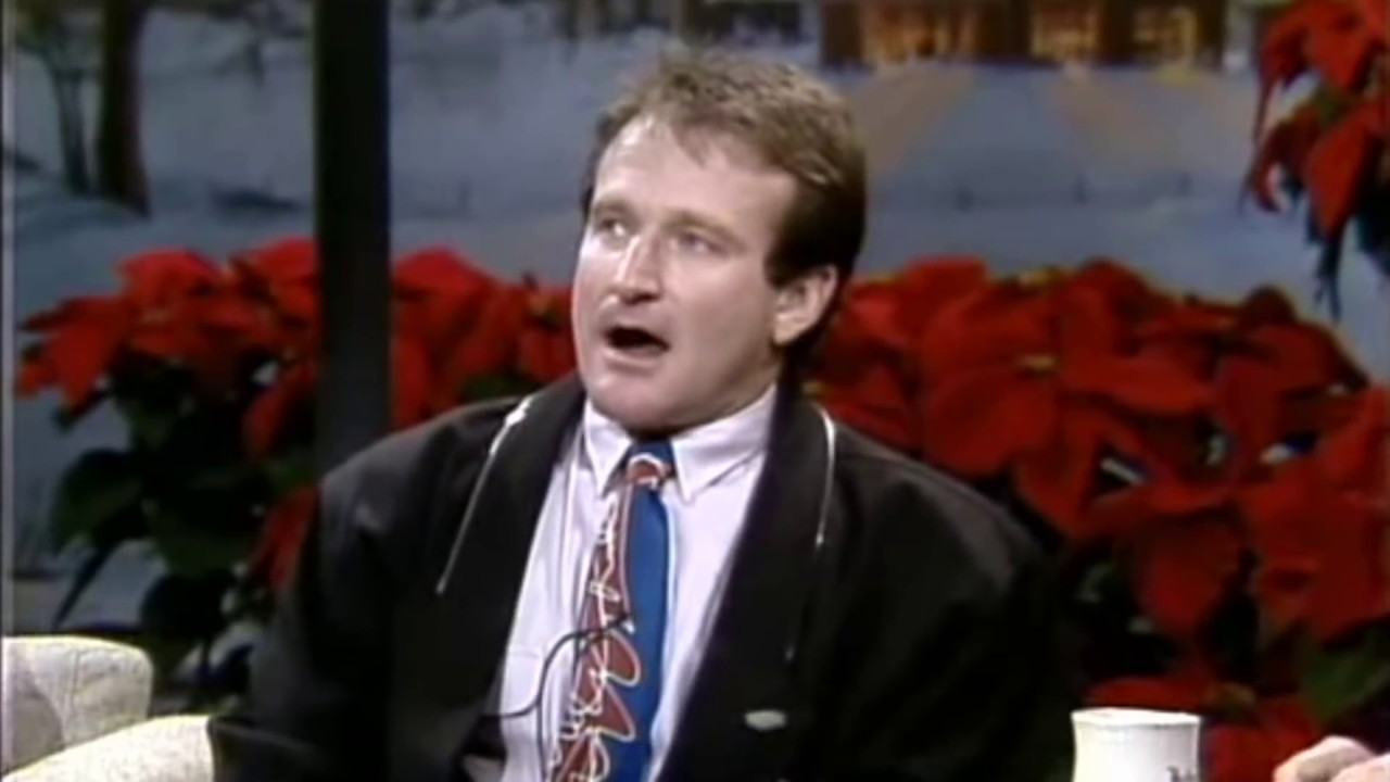 Robin Williams Hilarious Full Interview On Johnny Carsons Tonight Show 1991 Mp3 [2.27 MB ...