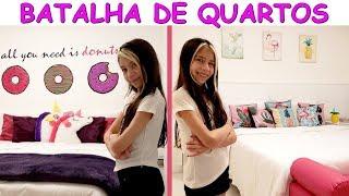 BATALHA DE QUARTOS - MELISSA VS NICOLE
