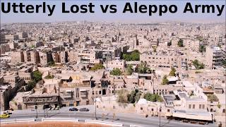 Utterly Lost versus Aleppo Army in a Clash of Clans War