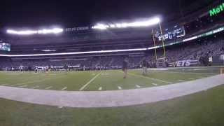 Live From The New York Jets Sideline
