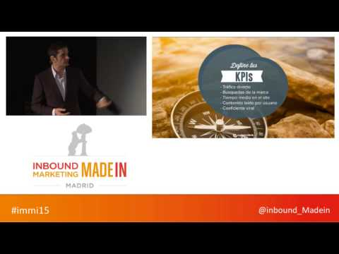 Inbound Marketing Made in Madrid - Publicidad Nativa - David Tomas (11-06-2015)