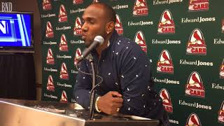 Ozuna happy to be in St. Louis