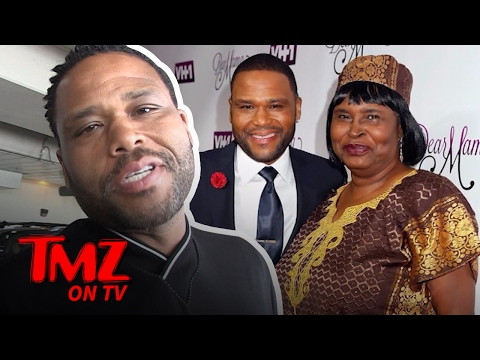 Anthony Anderson: For Mothers Day My Mom Gets What She Wants! | TMZ TV