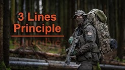 How to layer military equipment - 3 Lines Principle