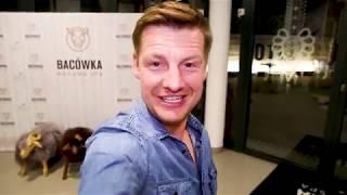 Rafał Mroczek w hotelu Bacówka Radawa & SPA****