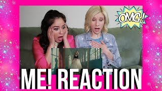 Taylor Swift ME Music Reaction