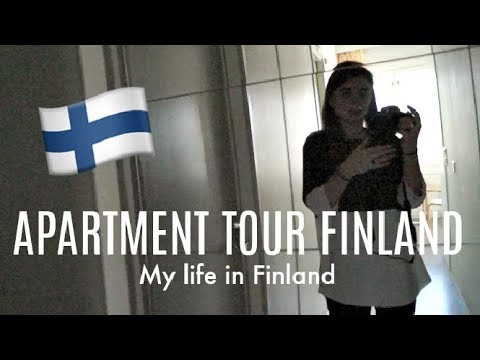 My apartment tour FInland | my life in Finland